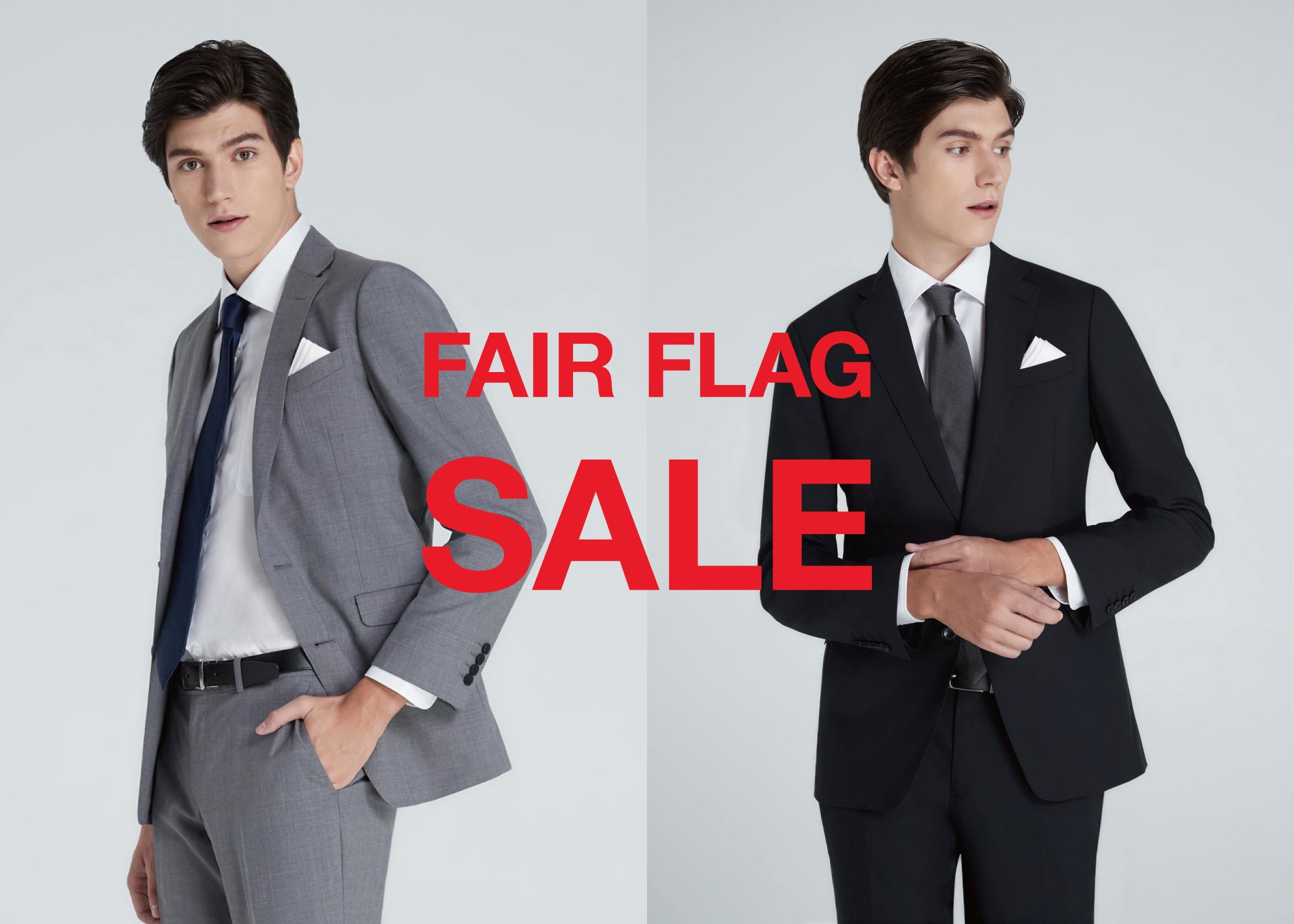 FAIR FLAG SALE! Buy Jacket, Free Pants! Today-15 Jan 2021